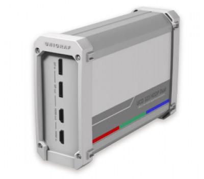 Unigraf UCD-323 HDDP 4GB Frame Buffer 4K 066518