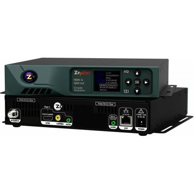 ZeeVee ZvPro 810 HD Video Distribution QAM Modulator Over COAX ZVPRO810-NA