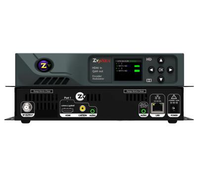 ZeeVee ZvPro 810i HD Video Distribution QAM Modulator over COAX ZVPRO810I-NA