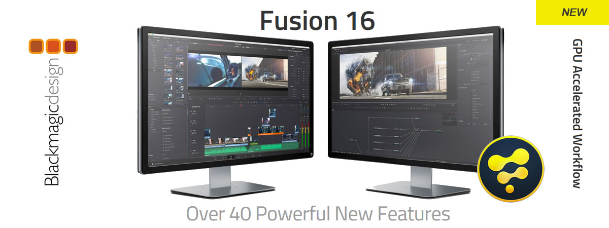 Blackmagic Design Fusion