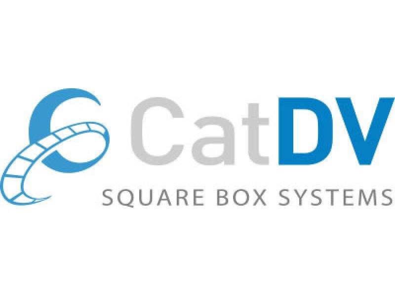 CatDV Calibrated Q MXF Import MP4-EX Import CD1