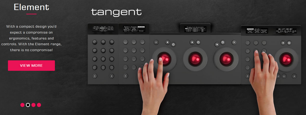 Tangent Element Bundle