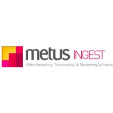 Metus INGEST Professional Software